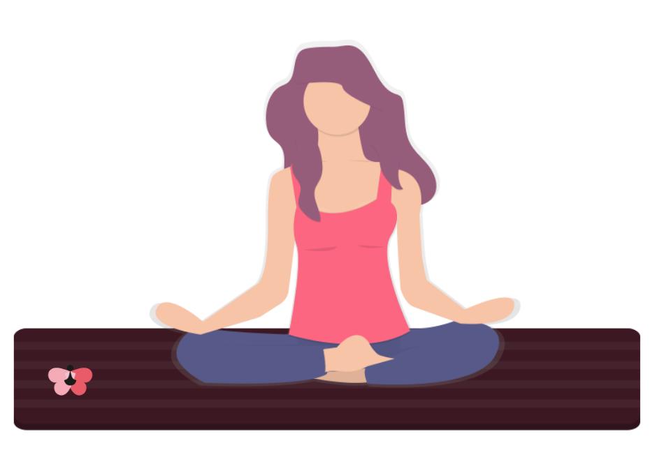 yoga méditation endométriose